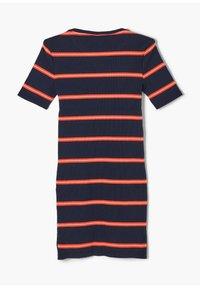s.Oliver - JURK - Jumper dress - dark blue stripes - 1