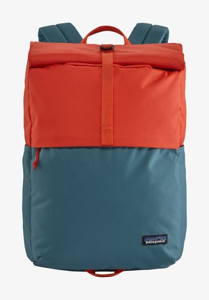 ARBOR ROLL TOP PACK UNISEX - Sac à dos - paintbrush red