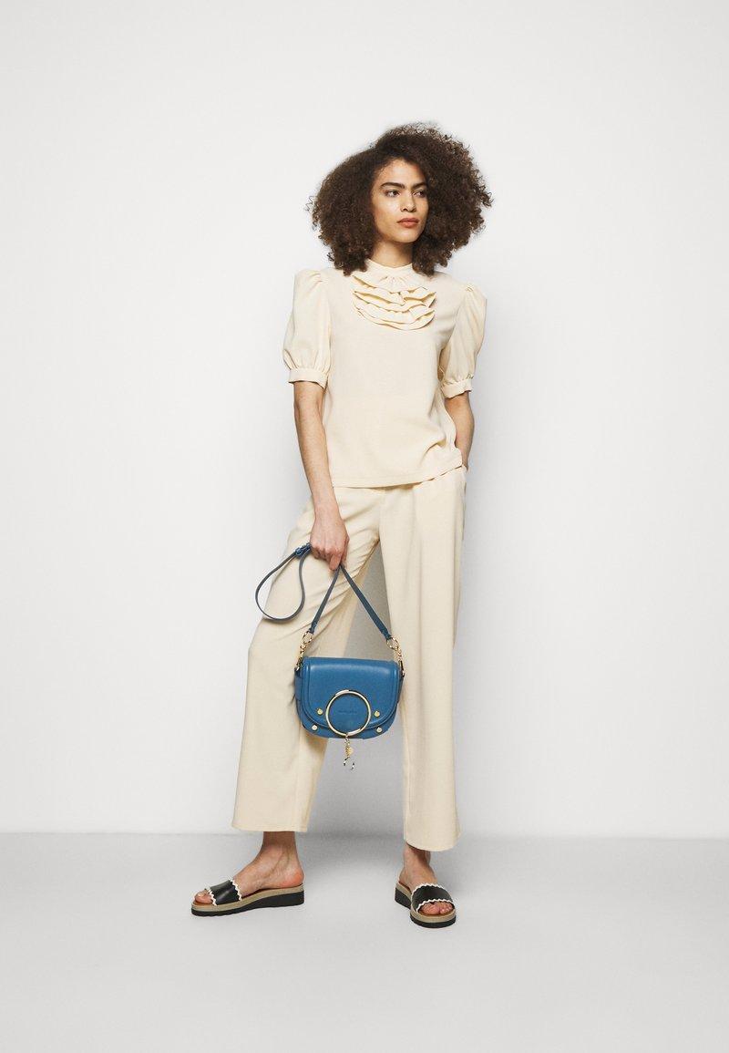See by Chloé - Mara bag - Across body bag - moonlight blue