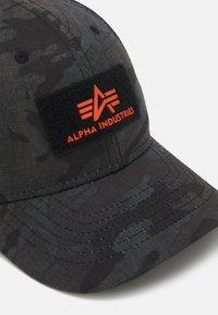 Alpha Industries - UNISEX - Lippalakki - black - 3