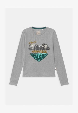 GIRLS - Langarmshirt - grey melange