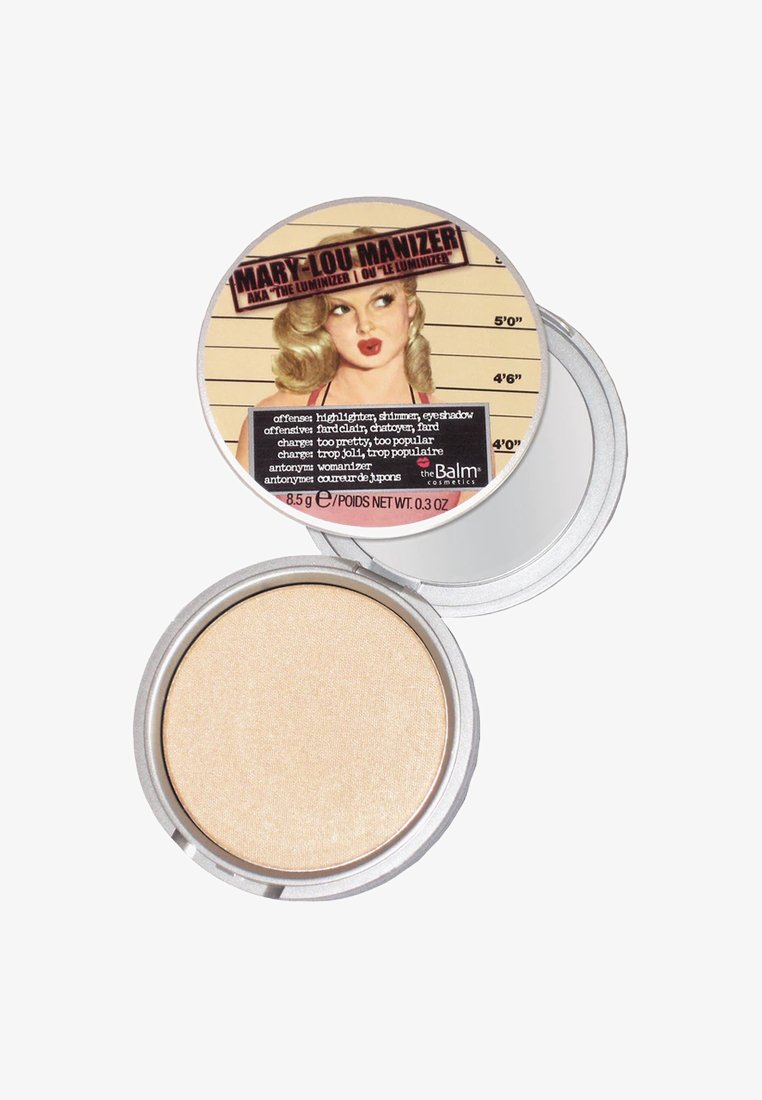 the Balm - LOU-MANIZER - Highlighter - mary