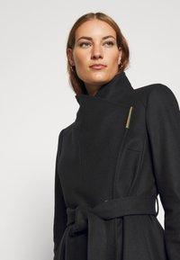 Ted Baker - ROSESS - Classic coat - black - 4
