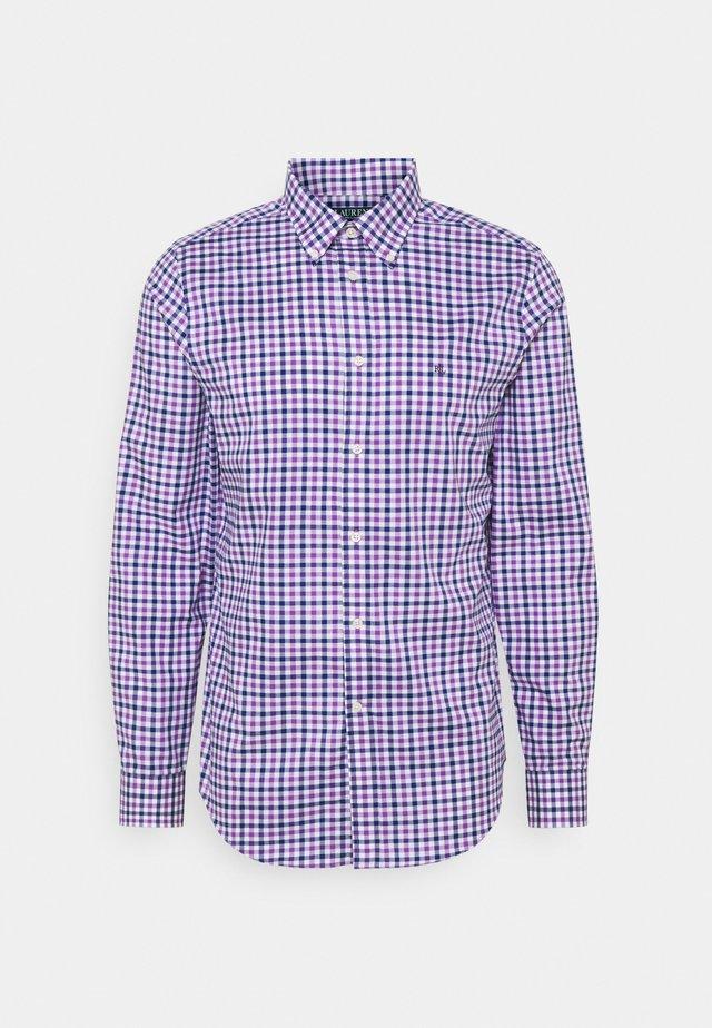 LONG SLEEVE SHIRT - Formal shirt - lilac