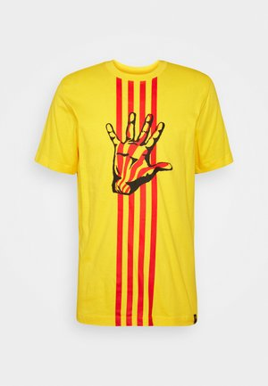 FC BARCELONA TEE EL CLASSICO - Club wear - yellow