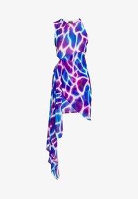 Just Cavalli - Koktejlové šaty/ šaty na párty - blue/magenta variant - 3