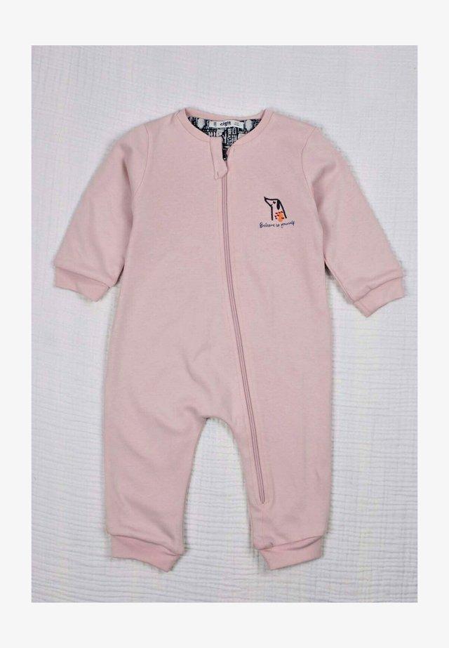 Overall / Jumpsuit - powder pink