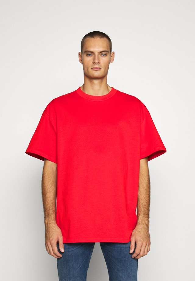 GREAT - T-shirt basic - red