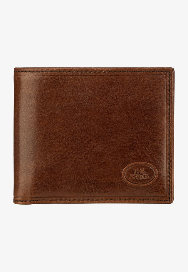 STORY UOMO - Wallet - marrone/oro