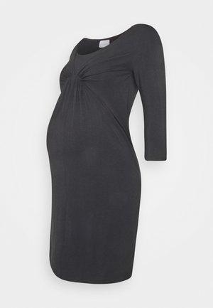 MLADDIE NELL DRESS - Jerseykjoler - black