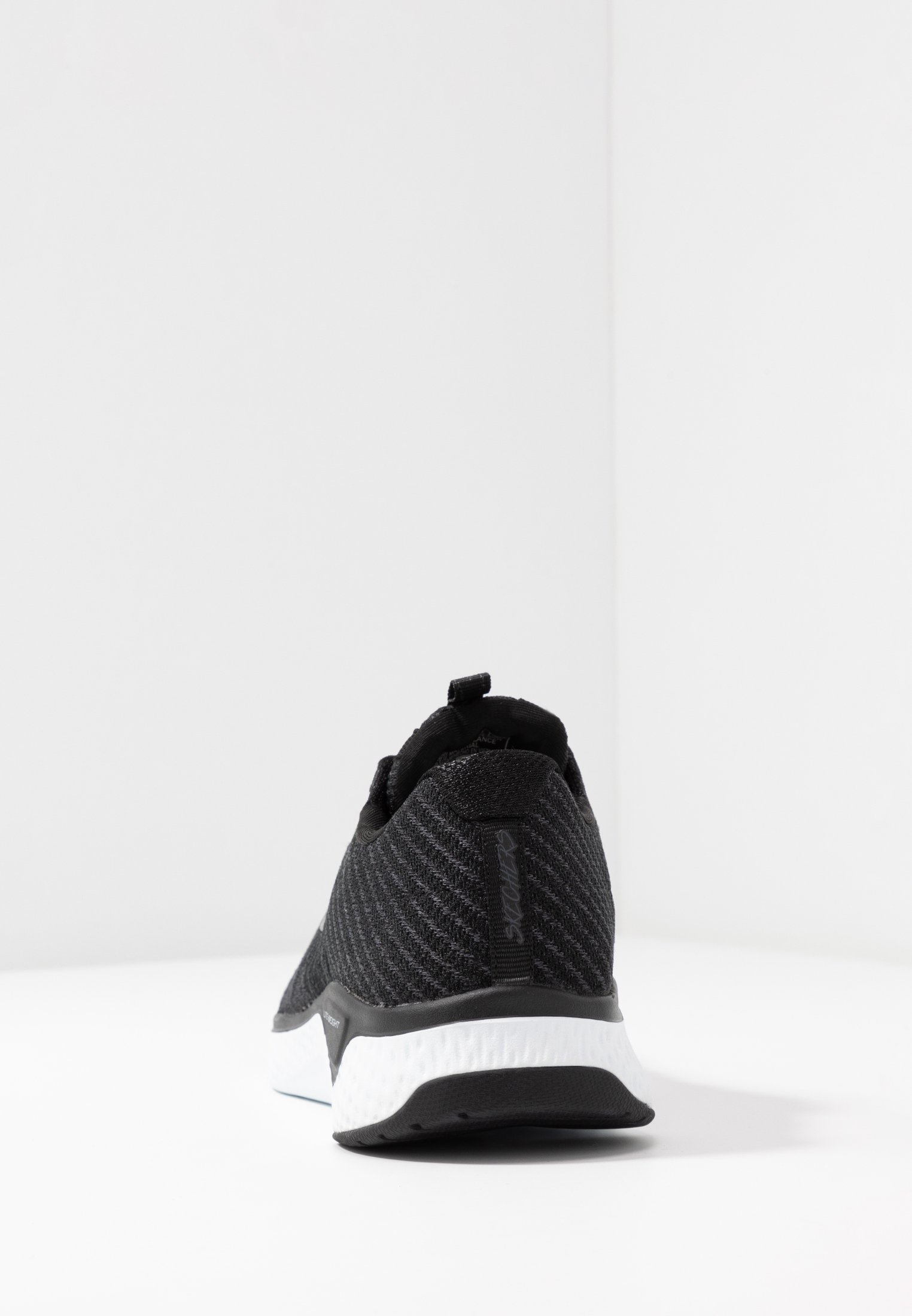 Skechers Sport Solar Fuse - Joggesko Black/white/svart