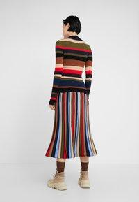 Sonia Rykiel - Áčková sukně - multicolore - 2