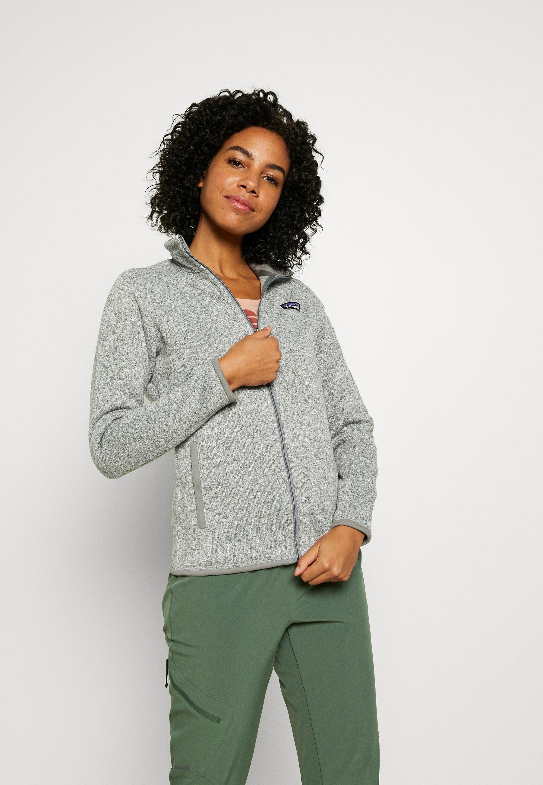 Women BETTER SWEATER - Fleece jacket
