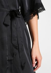 Anna Field - Dressing gown - black - 3
