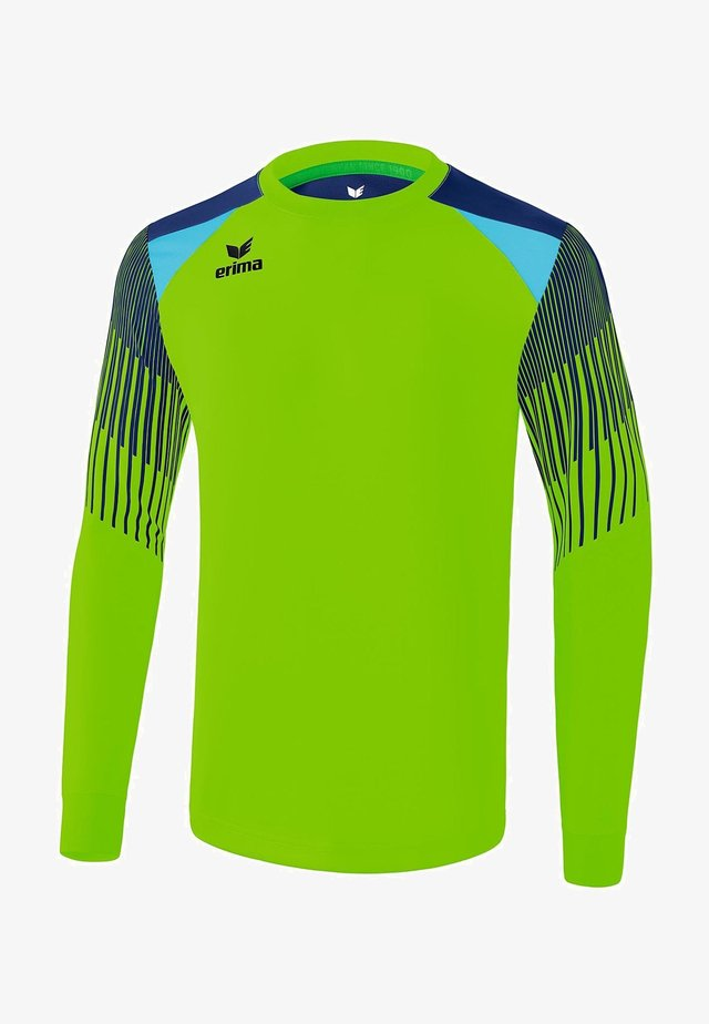 Goalkeeper shirt - green/navy