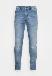 Carhartt WIP - REBEL PANT SPICER - Slim fit jeans - blue mid used wash - 3