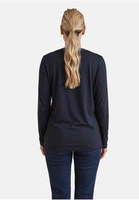 Elena Mirò - Long sleeved top - blu - 2