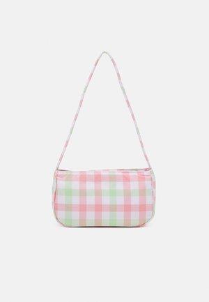 SHOULDER BAG - Handbag - cloud dancer/multi