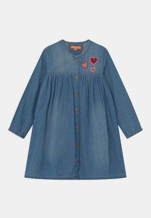 Denim dress - mid blue denim
