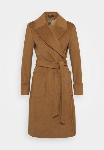 Classic coat - new vicuna