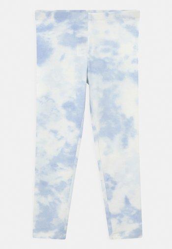 MINI  - Leggings - Trousers - blue