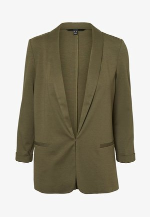 Short coat - ivy green