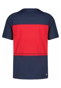 Lacoste Sport - Print T-shirt - marine/rot - 2