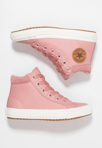 Converse - CHUCK TAYLOR ALL STAR - Höga sneakers - rust pink/burnt caramel - 0