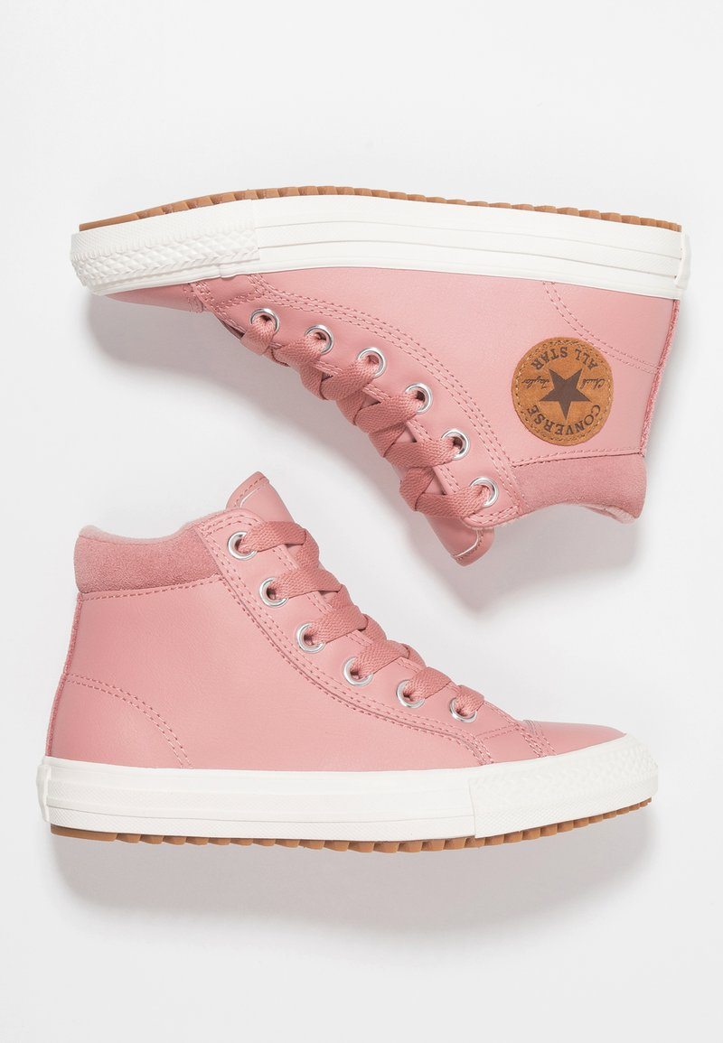 Converse - CHUCK TAYLOR ALL STAR - Höga sneakers - rust pink/burnt caramel