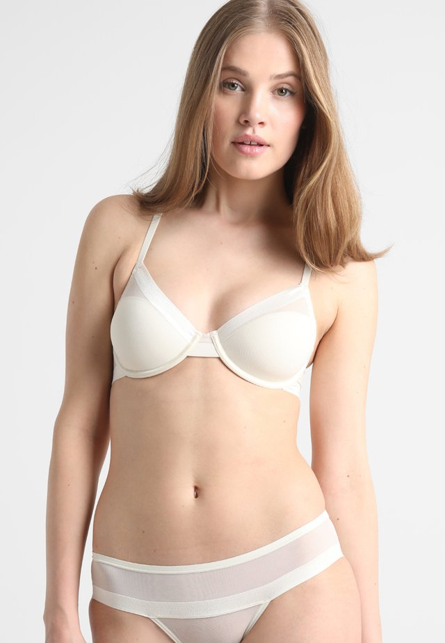 MODERN LIGHTS PAD SPACER BRA - Underwired bra - parchment
