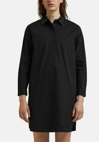 edc by Esprit - Shirt dress - black - 3