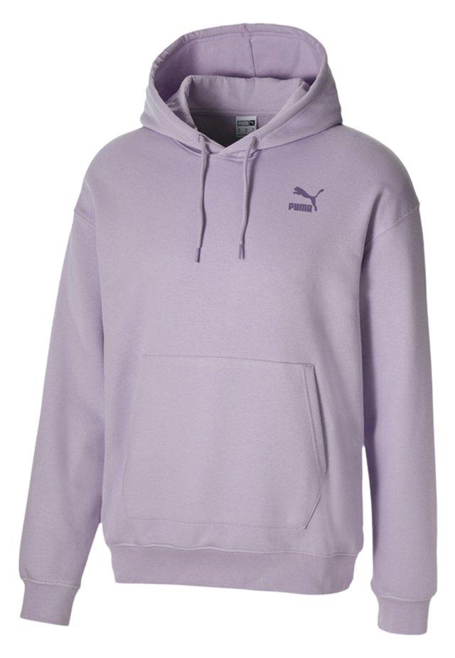 Hoodie - pastel lilac