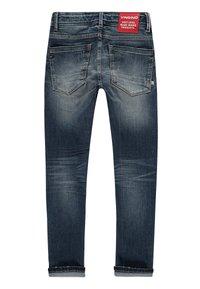 Vingino - ANZIO - Jeans Skinny Fit - mid blue wash - 3