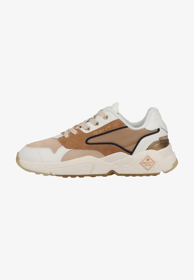 Sneakersy niskie - white/beige