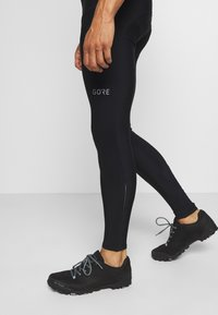 Gore Wear - C3 THERMO TRÄNGERHOSE - Tights - black - 3