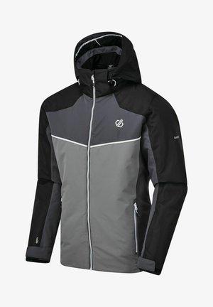 Snowboard jacket - aluminum/blk