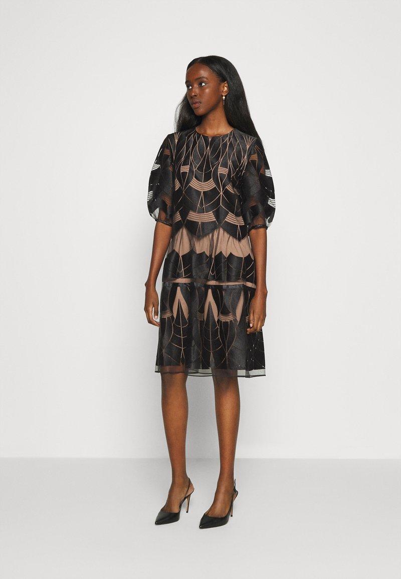 Alberta Ferretti - DRESS - Cocktail dress / Party dress - black