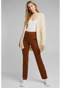 Esprit Collection - Cardigan - cream beige - 1