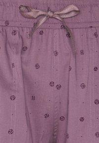 Burton - JOY DUSK LOGO DOT - Broek - purple - 5