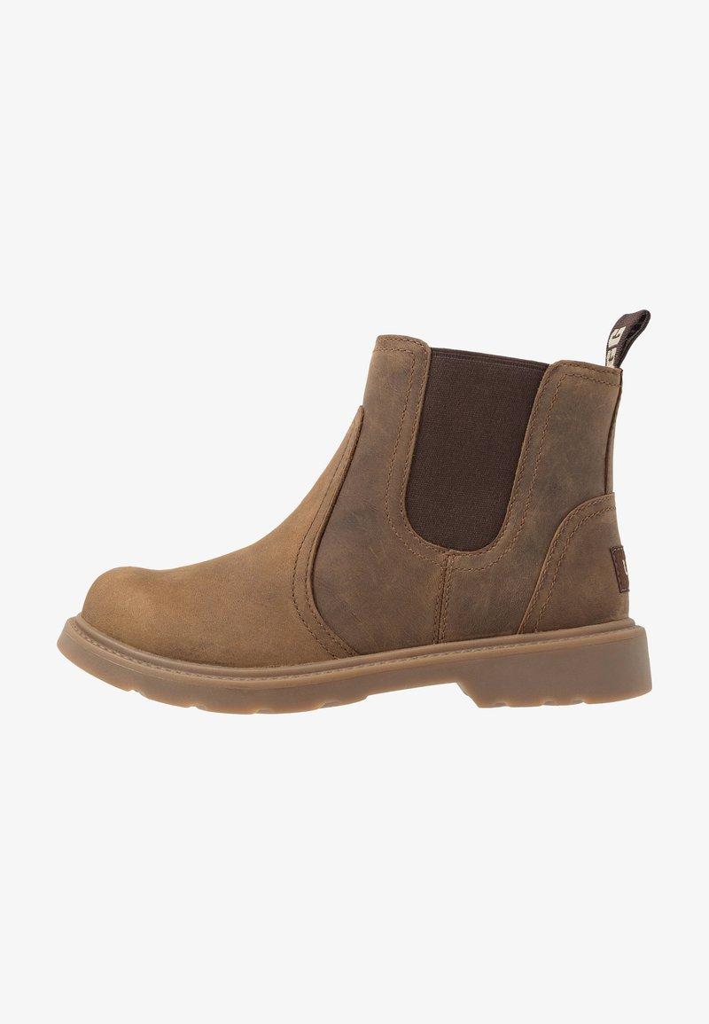 UGG - BOLDEN - Korte laarzen - walnut