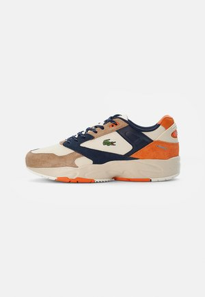 STORM  - Sneakers - off white/brown