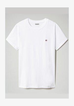 SALIS - Basic T-shirt - bright white