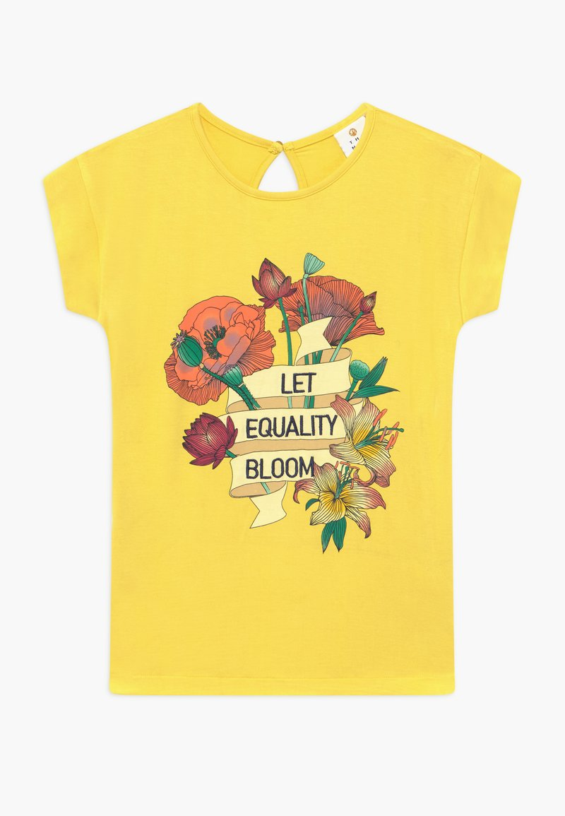 The New - ODILLA TEE - Print T-shirt - aurora