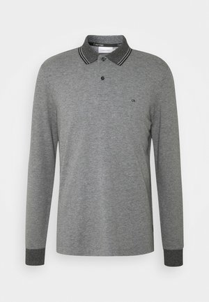 LONG SLEEVE  - Polo shirt - grey