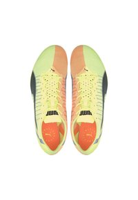 Puma - Spikes - fizzy yellow-black-nrgy peac - 1