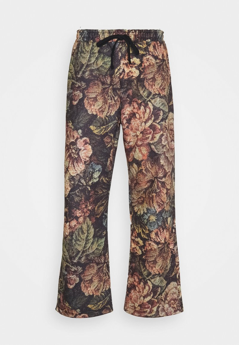 Jaded London - VINTAGE FLORAL PRINTED - Pantaloni sportivi - multicolored