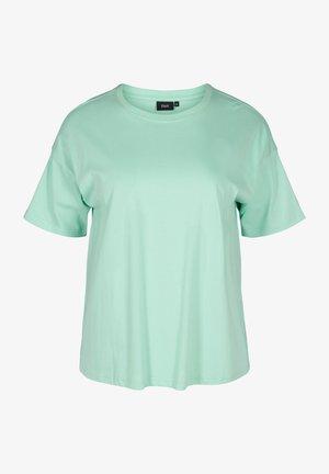 Basic T-shirt - lichen