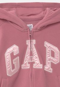 GAP - GIRL LOGO - Fleecejas - heather rose