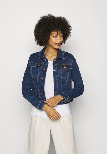 DELYA TRUCKER - Denim jacket - so chic