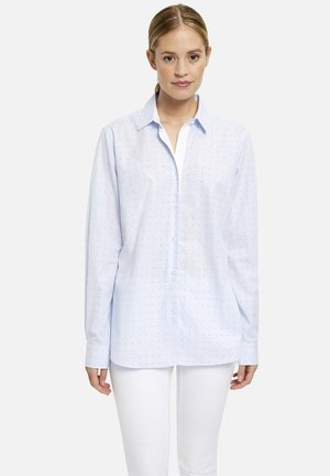 GESTREIFT - Skjortebluser - white blue